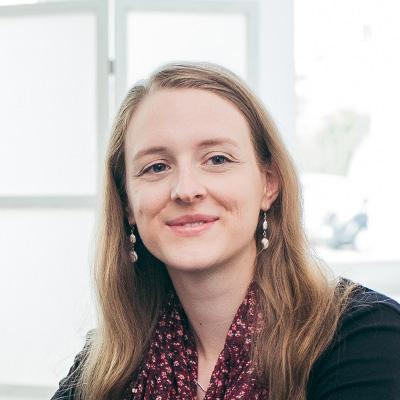 Webdesignerin - Rebecca Wunderlich