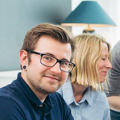 Fabian Will - Webdesigner bei Hansolu / Agentur aus Lübeck