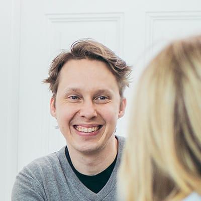 Nils Dardemann - Projektmanager bei Hansolu / Agentur aus Lübeck