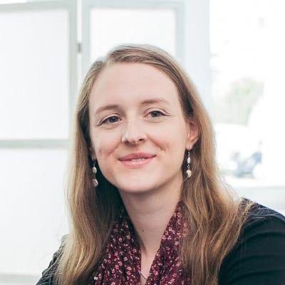 Rebecca Wunderlich - Webdesignerin bei Hansolu / Agentur aus Lübeck