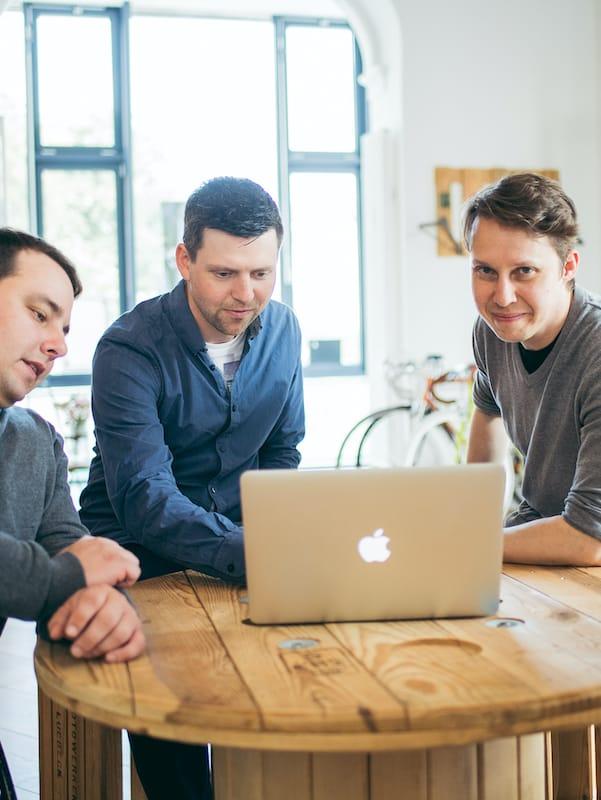 Webdesign Agentur Team